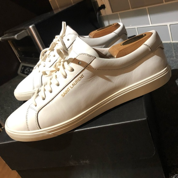 Yves Saint Laurent Shoes | Mens Ysl